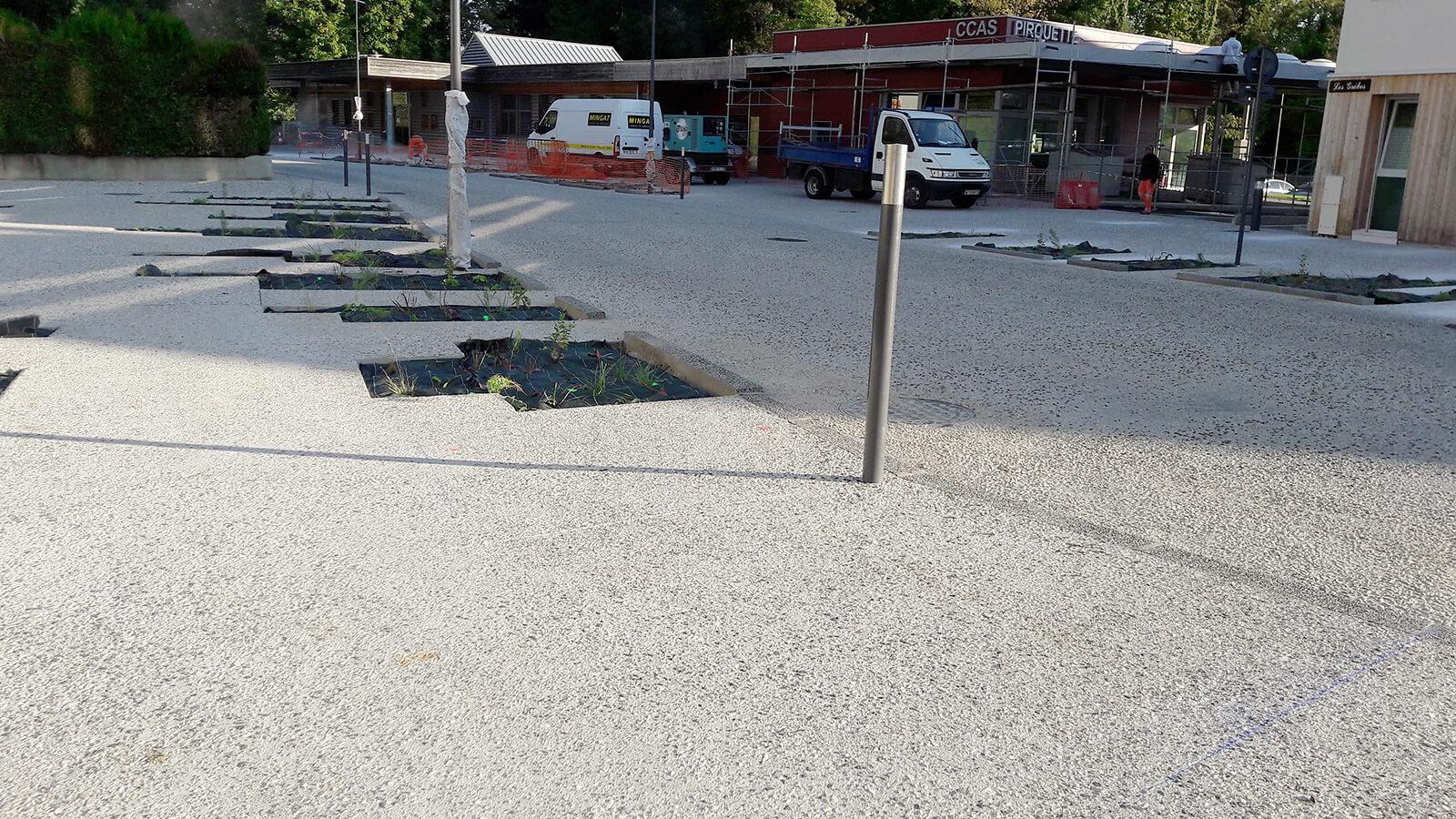 Livraison béton pour professionnels Annecy, Le Bourget du lac - Ceccon Béton Carrières
